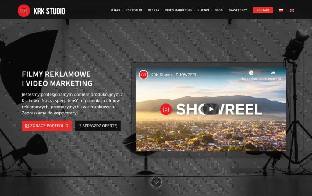 KRK Studio - produkcja filmów reklamowych