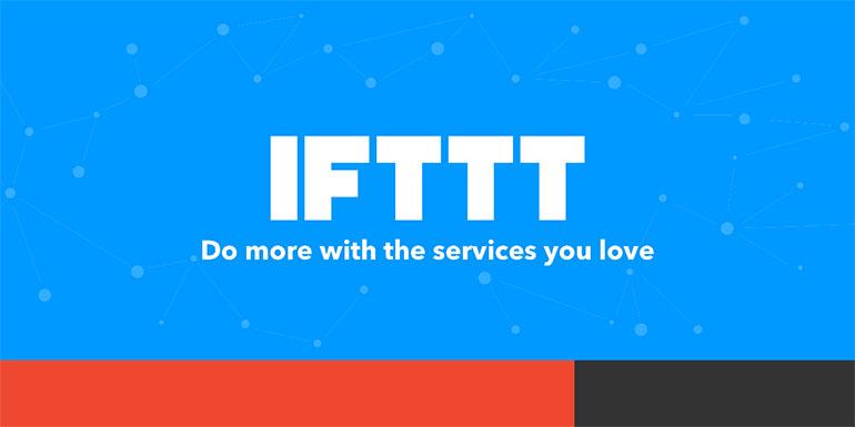 Aplikacja IFTTT